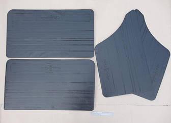 Обивка двери ВАЗ 2101 кожа без молдинга (к-кт 4 шт) ДЭЛ на картонной основе