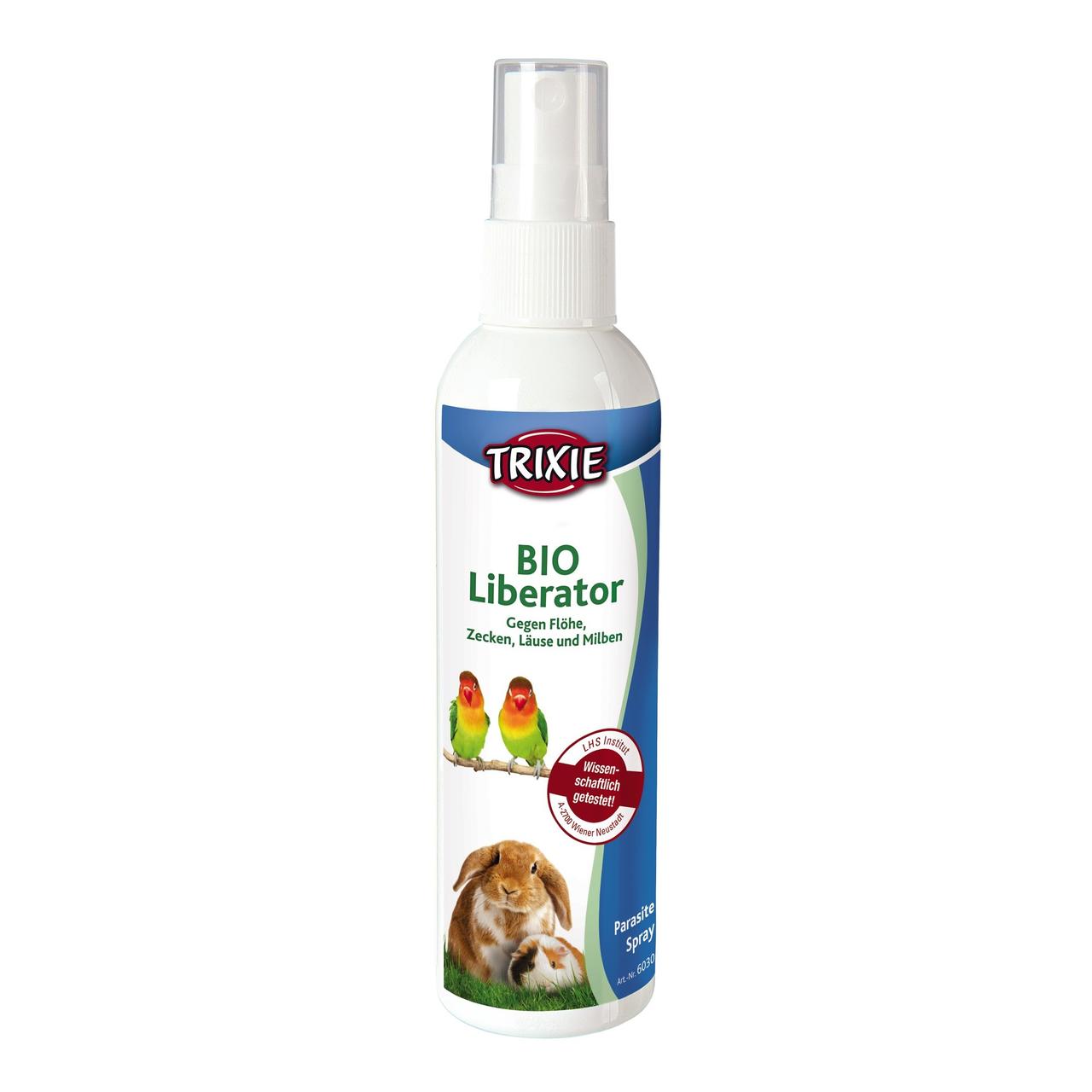 Спрей для использования на зараженных местах Trixie «BIO Liberator» 100 мл (от внешних паразитов)
