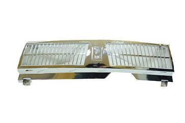 Решетка радиатора ВАЗ 21093 хром зубатка