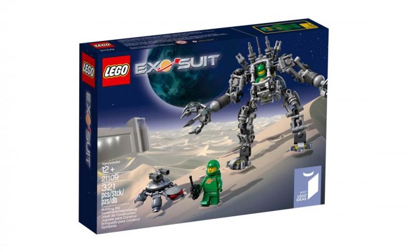 Конструктор LEGO  IDEAS EXOSUIT 21109