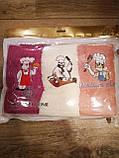 Набір кухонних рушників Кухар Мікрофібра щільна Р. р 25*50 см 3 штуки, фото 3