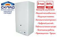 Газовая колонка Demrad SС 275 SEI LCD автомат, дисплей. Турция.