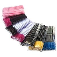 Щеточка-расческа для бровей и ресниц прямая