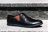 Туфлі чорні VadRus, фото 4