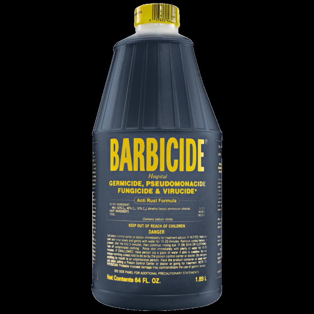 Концентрат для дезинфекции инструментов Barbicide Concentrate 1,89л