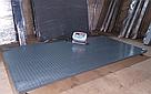 Весы для взвешивания животных VTP-G-1015 (600 кг, 1000х1500 мм) без клетки, фото 2