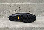 Мокасини чоловічі Prime Shoes чорні, фото 5