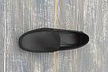 Мокасини чоловічі Prime Shoes чорні, фото 8