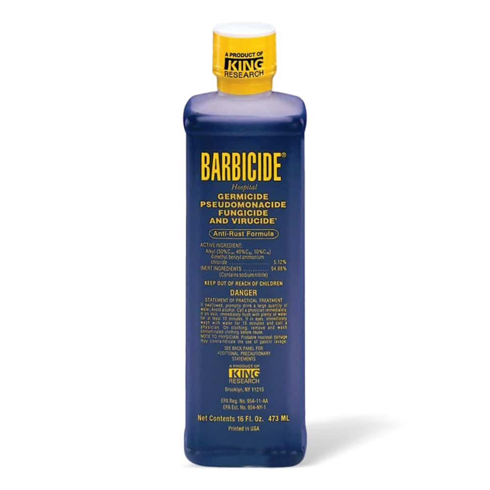 Концентрат для дезинфекции инструментов Barbicide Concentrate 473мл