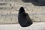 Замшеві Мокасини Prime shoes сині, фото 4