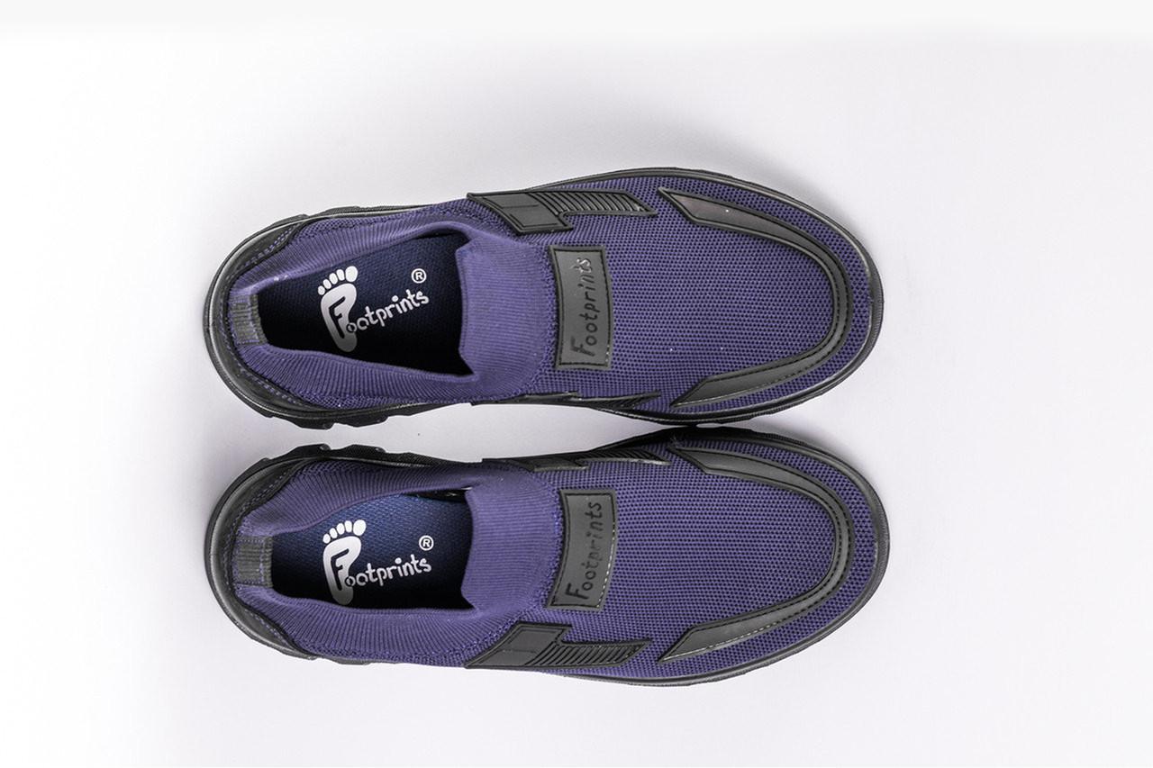 Кросівки літні Footprints сині