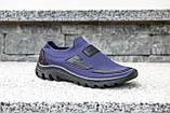 Кросівки літні Footprints сині, фото 5