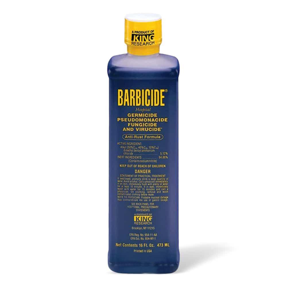 Концентрат для дезинфекции инструментов Barbicide Concentrate 473мл