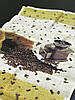 """Кухонный набор из 3-х льняных полотенец, цвет 69/1 """"Кофе-3"""", фото 4"""