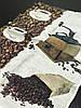 """Кухонный набор из 3-х льняных полотенец, цвет 69/1 """"Кофе-3"""", фото 2"""