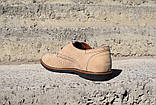 Туфлі літні VadRus бежеві, фото 4