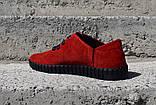 Мокасини Prime Shoes червоні, фото 4