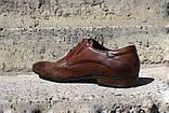 Туфлі літні Pan коричневі, фото 4