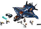Конструктор LEGO Super Heroes Уникальный Квинджет Мстителей (76126), фото 3