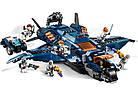 Конструктор LEGO Super Heroes Уникальный Квинджет Мстителей (76126), фото 5