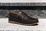 Топсайдери Prime Shoes коричневі, фото 4