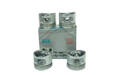Поршень ВАЗ 2112 V16 (82,0) *A увеличенные выборки под клапана к-кт 4шт Автрамат