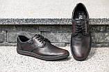 Туфлі коричневі Polbut, фото 7