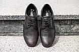 Туфлі коричневі Polbut, фото 8