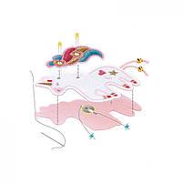 """Набір для творчості DJECO """"Брошка Sweet Unicorn E-textil"""" (DJ09321), фото 3"""