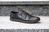 Туфлі темно-коричневі Polbut, фото 5