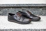 Туфлі темно-коричневі Polbut, фото 7