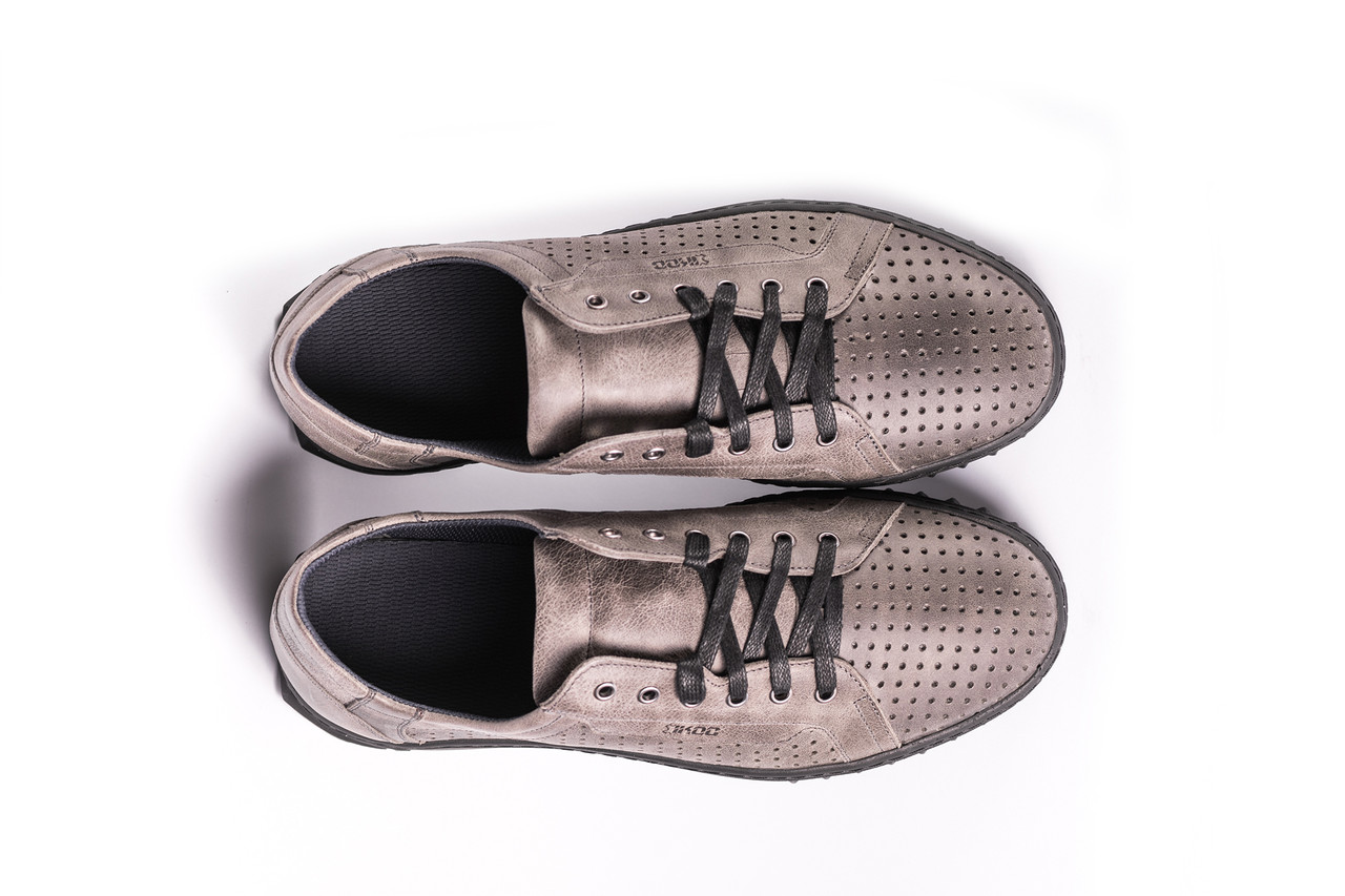 Кросівки сірі ІКОС