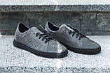 Кросівки сірі ІКОС, фото 5