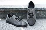 Кросівки сірі ІКОС, фото 7