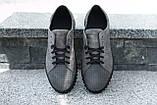 Кросівки сірі ІКОС, фото 8