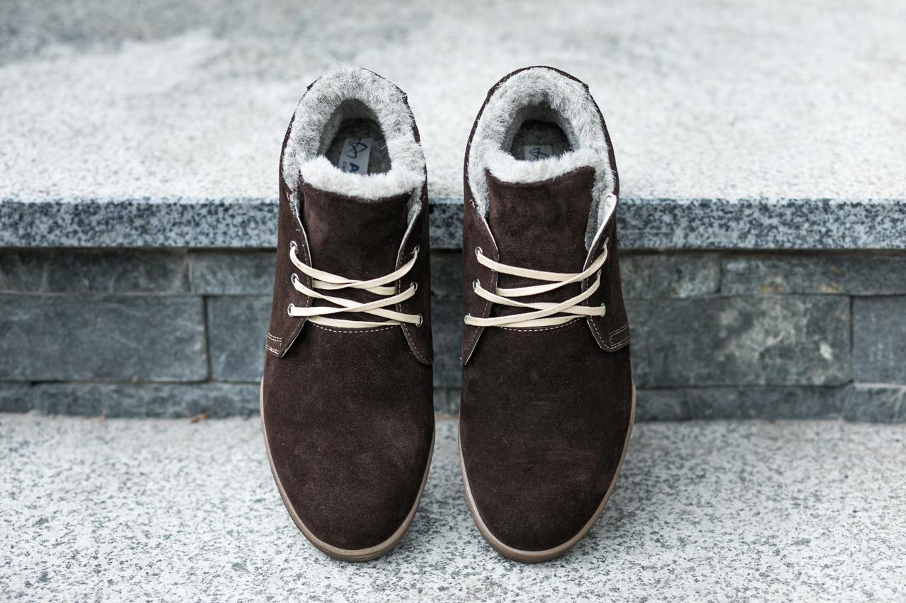 ТОП! Зимові черевики з якісних матеріалів, для тих хто розуміє в стилі!