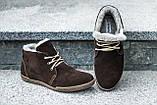 ТОП! Зимові черевики з якісних матеріалів, для тих хто розуміє в стилі!, фото 2