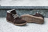ТОП! Зимові черевики з якісних матеріалів, для тих хто розуміє в стилі!, фото 4