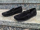 Замшеві мокасини Prime Shoes стильні та зручні, фото 4