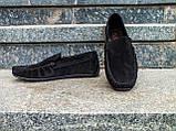 Замшеві мокасини Prime Shoes стильні та зручні, фото 6