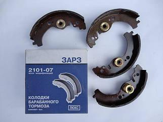 Колодка тормозная задняя ВАЗ 2103 инд. упаковка *ЗАРЗ