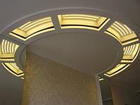 Изготовление светодиодных панелей для подсветки.