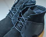 Зимові черевики чорні VadRus, фото 4