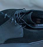Зимові черевики чорні VadRus, фото 6