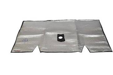Утеплитель капота ВАЗ 2106 (фольгированном полиизоле)
