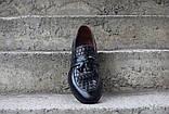 Туфлі лофери, чорні., фото 3