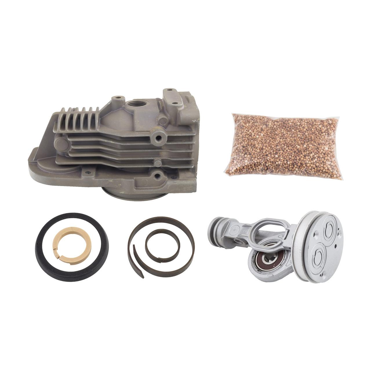 Ремкомплект компрессора пневмоподвески AMK (Mercedes W221 и W166)