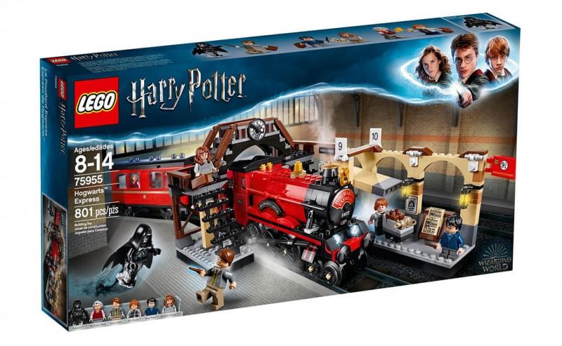 Конструктор LEGO Harry Potter Хогвартс-экспресс (75955)