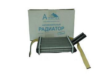 Радиатор отопителя Daewoo Lanos (алюминиевый) *Аляска
