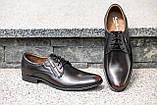 Елегантні ШКІРЯНІ чоловічі туфлі. Від Польського виробника., фото 6